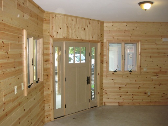 Everwood What to do with paneled walls
